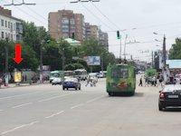 Ситилайт №173162 в городе Житомир (Житомирская область), размещение наружной рекламы, IDMedia-аренда по самым низким ценам!