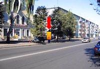 Ситилайт №173164 в городе Житомир (Житомирская область), размещение наружной рекламы, IDMedia-аренда по самым низким ценам!