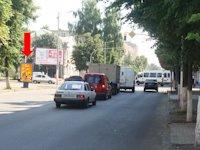 Ситилайт №173166 в городе Житомир (Житомирская область), размещение наружной рекламы, IDMedia-аренда по самым низким ценам!