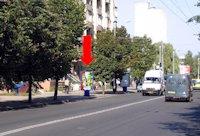Ситилайт №173168 в городе Житомир (Житомирская область), размещение наружной рекламы, IDMedia-аренда по самым низким ценам!