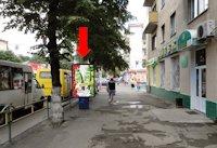 Ситилайт №173173 в городе Житомир (Житомирская область), размещение наружной рекламы, IDMedia-аренда по самым низким ценам!