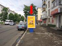 Ситилайт №173175 в городе Житомир (Житомирская область), размещение наружной рекламы, IDMedia-аренда по самым низким ценам!