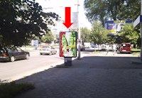 Ситилайт №173181 в городе Житомир (Житомирская область), размещение наружной рекламы, IDMedia-аренда по самым низким ценам!