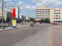 Ситилайт №173182 в городе Житомир (Житомирская область), размещение наружной рекламы, IDMedia-аренда по самым низким ценам!