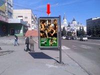 Ситилайт №173184 в городе Житомир (Житомирская область), размещение наружной рекламы, IDMedia-аренда по самым низким ценам!