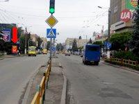 Ситилайт №173188 в городе Житомир (Житомирская область), размещение наружной рекламы, IDMedia-аренда по самым низким ценам!