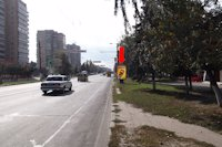 Ситилайт №173191 в городе Житомир (Житомирская область), размещение наружной рекламы, IDMedia-аренда по самым низким ценам!