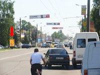 Ситилайт №173192 в городе Житомир (Житомирская область), размещение наружной рекламы, IDMedia-аренда по самым низким ценам!