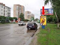 Ситилайт №173193 в городе Житомир (Житомирская область), размещение наружной рекламы, IDMedia-аренда по самым низким ценам!