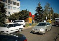 Ситилайт №173194 в городе Житомир (Житомирская область), размещение наружной рекламы, IDMedia-аренда по самым низким ценам!