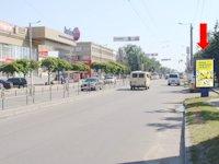 Ситилайт №173197 в городе Житомир (Житомирская область), размещение наружной рекламы, IDMedia-аренда по самым низким ценам!