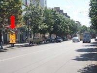 Ситилайт №173198 в городе Житомир (Житомирская область), размещение наружной рекламы, IDMedia-аренда по самым низким ценам!