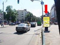 Ситилайт №173201 в городе Житомир (Житомирская область), размещение наружной рекламы, IDMedia-аренда по самым низким ценам!