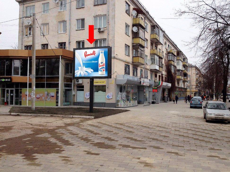 Бэклайт №173260 в городе Житомир (Житомирская область), размещение наружной рекламы, IDMedia-аренда по самым низким ценам!