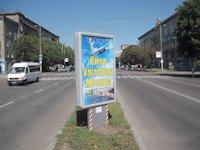 Ситилайт №173416 в городе Запорожье (Запорожская область), размещение наружной рекламы, IDMedia-аренда по самым низким ценам!
