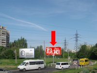 Билборд №174574 в городе Запорожье (Запорожская область), размещение наружной рекламы, IDMedia-аренда по самым низким ценам!