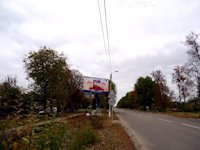 Билборд №174749 в городе Золотоноша (Черкасская область), размещение наружной рекламы, IDMedia-аренда по самым низким ценам!