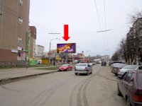 Билборд №174785 в городе Ивано-Франковск (Ивано-Франковская область), размещение наружной рекламы, IDMedia-аренда по самым низким ценам!