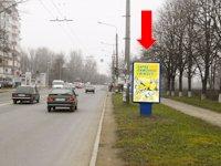 Ситилайт №175119 в городе Ивано-Франковск (Ивано-Франковская область), размещение наружной рекламы, IDMedia-аренда по самым низким ценам!