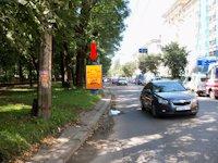 Ситилайт №175122 в городе Ивано-Франковск (Ивано-Франковская область), размещение наружной рекламы, IDMedia-аренда по самым низким ценам!