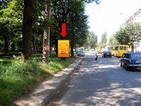 Ситилайт №175124 в городе Ивано-Франковск (Ивано-Франковская область), размещение наружной рекламы, IDMedia-аренда по самым низким ценам!