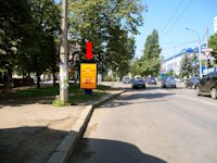 Ситилайт №175126 в городе Ивано-Франковск (Ивано-Франковская область), размещение наружной рекламы, IDMedia-аренда по самым низким ценам!