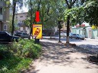 Ситилайт №175128 в городе Ивано-Франковск (Ивано-Франковская область), размещение наружной рекламы, IDMedia-аренда по самым низким ценам!