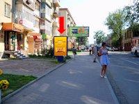 Ситилайт №175130 в городе Ивано-Франковск (Ивано-Франковская область), размещение наружной рекламы, IDMedia-аренда по самым низким ценам!
