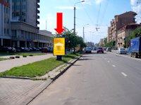 Ситилайт №175132 в городе Ивано-Франковск (Ивано-Франковская область), размещение наружной рекламы, IDMedia-аренда по самым низким ценам!
