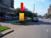 Ситилайт №175134 в городе Ивано-Франковск (Ивано-Франковская область), размещение наружной рекламы, IDMedia-аренда по самым низким ценам!