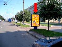 Ситилайт №175135 в городе Ивано-Франковск (Ивано-Франковская область), размещение наружной рекламы, IDMedia-аренда по самым низким ценам!