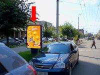 Ситилайт №175136 в городе Ивано-Франковск (Ивано-Франковская область), размещение наружной рекламы, IDMedia-аренда по самым низким ценам!