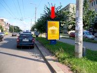 Ситилайт №175137 в городе Ивано-Франковск (Ивано-Франковская область), размещение наружной рекламы, IDMedia-аренда по самым низким ценам!