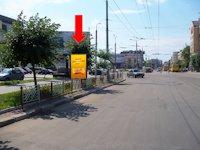 Ситилайт №175138 в городе Ивано-Франковск (Ивано-Франковская область), размещение наружной рекламы, IDMedia-аренда по самым низким ценам!