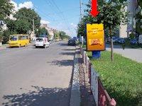 Ситилайт №175139 в городе Ивано-Франковск (Ивано-Франковская область), размещение наружной рекламы, IDMedia-аренда по самым низким ценам!