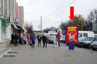 Ситилайт №175289 в городе Каменец-Подольский (Хмельницкая область), размещение наружной рекламы, IDMedia-аренда по самым низким ценам!