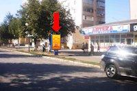 Ситилайт №175292 в городе Каменец-Подольский (Хмельницкая область), размещение наружной рекламы, IDMedia-аренда по самым низким ценам!