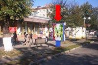 Ситилайт №175293 в городе Каменец-Подольский (Хмельницкая область), размещение наружной рекламы, IDMedia-аренда по самым низким ценам!