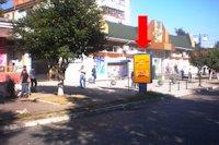 Ситилайт №175295 в городе Каменец-Подольский (Хмельницкая область), размещение наружной рекламы, IDMedia-аренда по самым низким ценам!