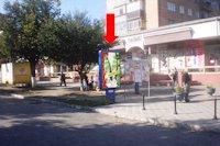 Ситилайт №175296 в городе Каменец-Подольский (Хмельницкая область), размещение наружной рекламы, IDMedia-аренда по самым низким ценам!