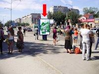 Ситилайт №175301 в городе Каменец-Подольский (Хмельницкая область), размещение наружной рекламы, IDMedia-аренда по самым низким ценам!