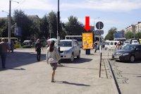 Ситилайт №175303 в городе Каменец-Подольский (Хмельницкая область), размещение наружной рекламы, IDMedia-аренда по самым низким ценам!