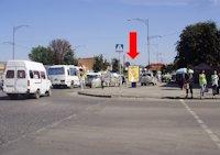 Ситилайт №175304 в городе Каменец-Подольский (Хмельницкая область), размещение наружной рекламы, IDMedia-аренда по самым низким ценам!
