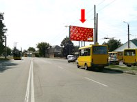 Билборд №175350 в городе Кропивницкий(Кировоград) (Кировоградская область), размещение наружной рекламы, IDMedia-аренда по самым низким ценам!