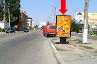 Ситилайт №175353 в городе Кропивницкий(Кировоград) (Кировоградская область), размещение наружной рекламы, IDMedia-аренда по самым низким ценам!