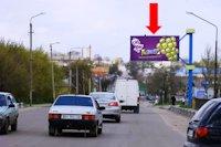 Билборд №175594 в городе Кропивницкий(Кировоград) (Кировоградская область), размещение наружной рекламы, IDMedia-аренда по самым низким ценам!