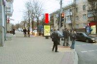 Ситилайт №175686 в городе Кропивницкий(Кировоград) (Кировоградская область), размещение наружной рекламы, IDMedia-аренда по самым низким ценам!