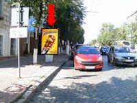 Ситилайт №175690 в городе Кропивницкий(Кировоград) (Кировоградская область), размещение наружной рекламы, IDMedia-аренда по самым низким ценам!
