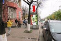 Ситилайт №175696 в городе Кропивницкий(Кировоград) (Кировоградская область), размещение наружной рекламы, IDMedia-аренда по самым низким ценам!