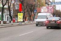 Ситилайт №175700 в городе Кропивницкий(Кировоград) (Кировоградская область), размещение наружной рекламы, IDMedia-аренда по самым низким ценам!